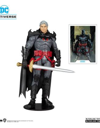 DC Multiverse Action Figure Thomas Wayne Flashpoint Batman (Unmasked) 18 cm_mcf15018-6
