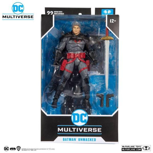 DC Multiverse Action Figure Thomas Wayne Flashpoint Batman (Unmasked) 18 cm_mcf15018-6