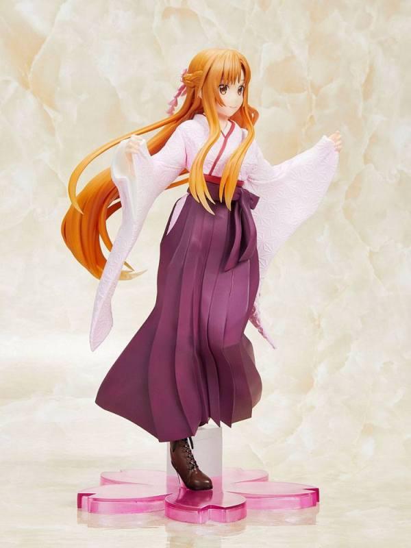 Sword Art Online Alicization Coreful PVC Statue Asuna Japanese Kimono Ver. 20 cm_tapr451371400