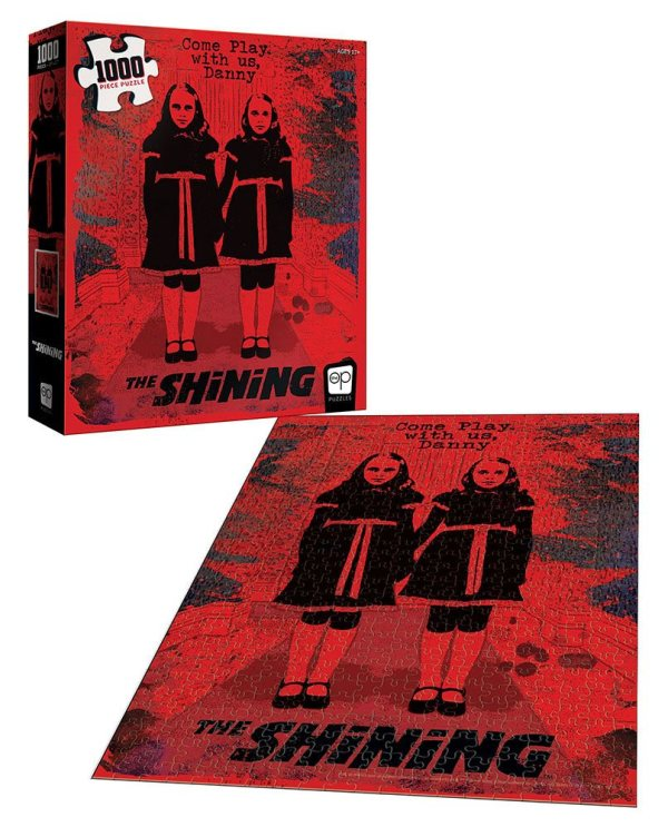 Shining Jigsaw Puzzle Come Play With Us (1000 db-os)