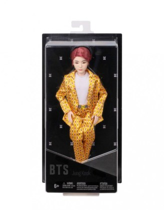 Mattel BTS Bangtan Boys Idol Pop figura - Jung Kook 29 cm