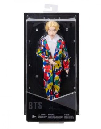 Mattel BTS Bangtan Boys Idol Pop figura - Jin 29 cm