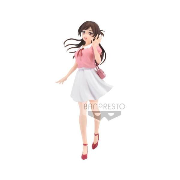 Rent a Girlfriend PVC Szobor - Chizuru Mizuhara 18 cm