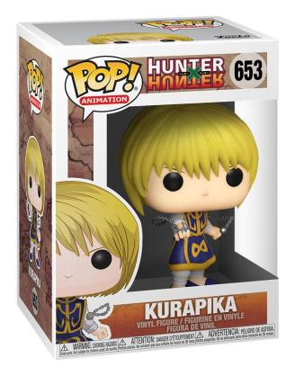 Hunter x Hunter POP! Animation Vinyl Figure Kurapika 9 cm_fk45068