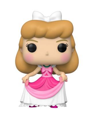 Cinderella Funko POP! Figura - Cinderella (Pink Dress) 9 cm