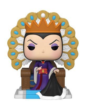 Disney POP! Deluxe Villains Vinyl Figure Evil Queen on Throne 9 cm_fk502700