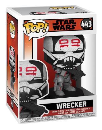 Star Wars: The Bad Batch POP! TV Vinyl Figure Wrecker 9 cm_fk55501