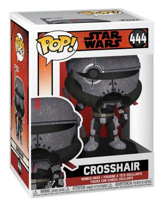 Star Wars: The Bad Batch POP! TV Vinyl Figure Crosshair 9 cm_fk55503