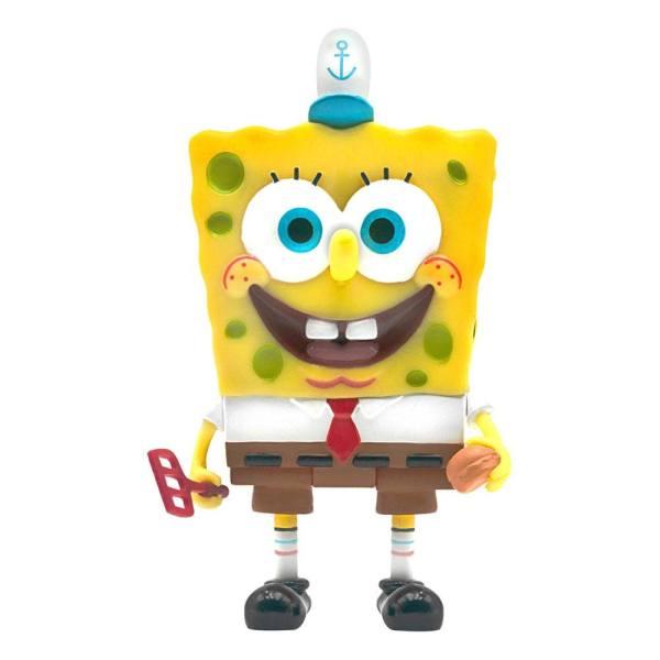 SpongeBob SquarePants ReAction Akciófigura - SpongeBob 10 cm