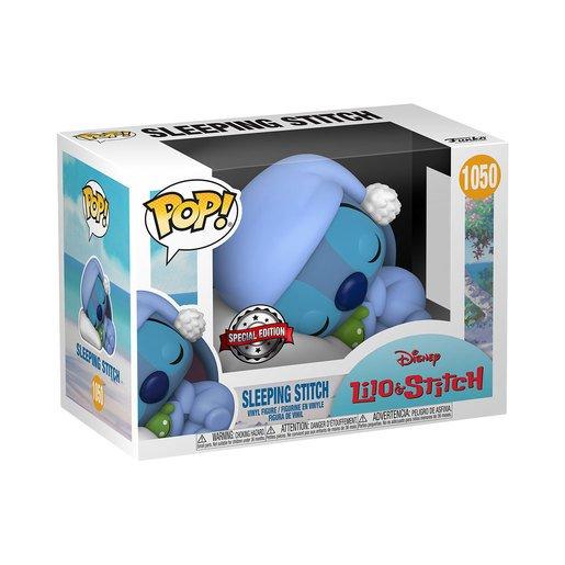 Lilo & Stitch Funko POP! Disney Figura - Sleeping Stitch (Exclusive)
