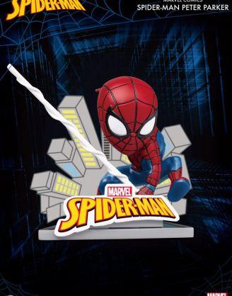 x_bkdmea-013-55755 Marvel Comics Mini Egg Attack Figura - Spider-Man Peter Parker 8 cm