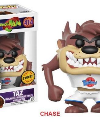 Space Jam Funko POP! Movies Figura - Taz 9 cm (CHASE)