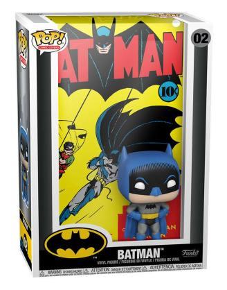 DC Comics POP! Comic Cover Vinyl Figure Batman 9 cm_fk57411
