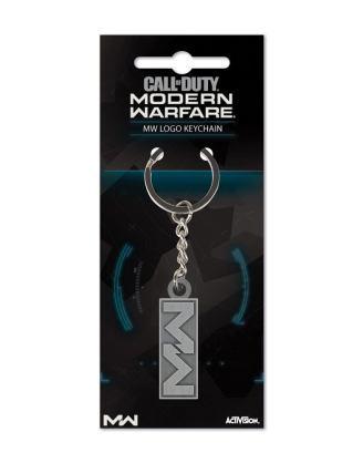 Call of Duty: Modern Warfare Metal / Fém Kulcstartó Logo
