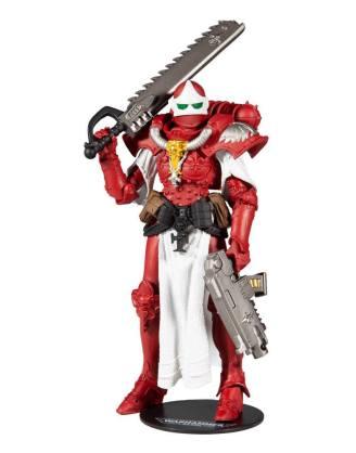 Warhammer 40k Action Figure Adepta Sororitas Battle Sister (Order of The Bloody Rose) 18 cm_mcf10922