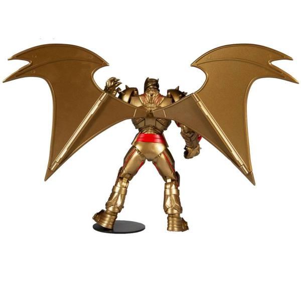 x_mcf15174-9 DC Multiverse Action Figure Batman Hellbat Suit (Gold Edition) 18 cm
