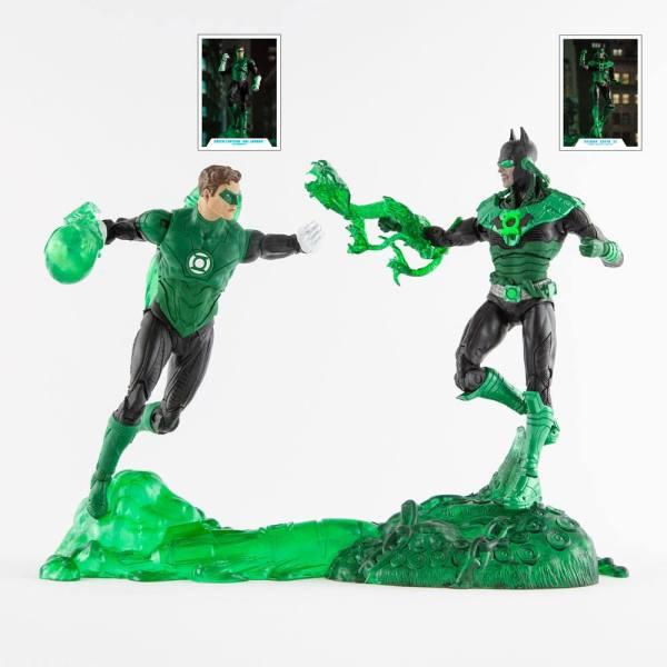 DC Multiverse Action Figure Collector Multipack Batman Earth-32 & Green Lantern 18 cm_mcf15454