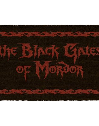 Lord of the Rings Doormat The Black Gates of Mordor 60 x 40 cm_sdtltr25213