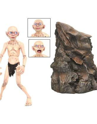 Lord of the Rings Deluxe Action Figure Gollum_diamjul212509
