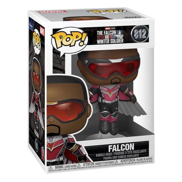 The Falcon and the Winter Soldier Funko POP! Figura - Falcon Flying 9 cm