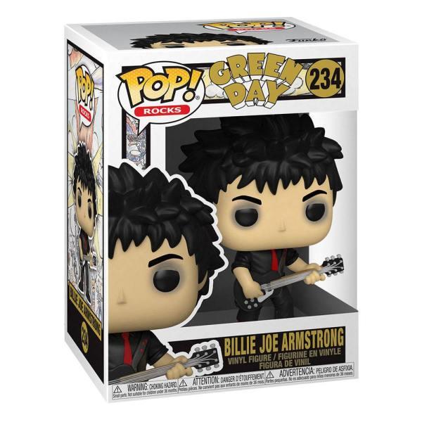 Green Day POP! Rocks Vinyl Figure Billie Joe Armstrong 9 cm_fk56724