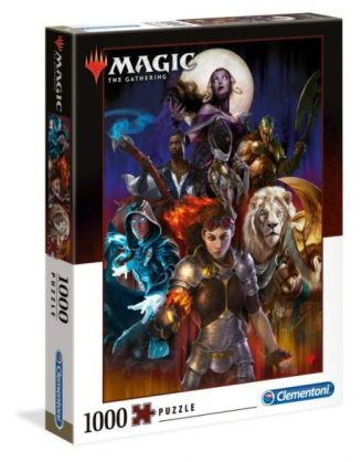 Magic the Gathering Puzzle - Characters (1000 db-os)