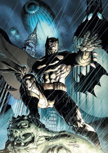 DC Comics Jigsaw Puzzle - Batman (1000 db-os)