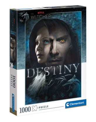 The Witcher Puzzle - Destiny (1000 db-os)