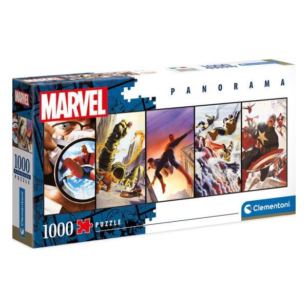 Marvel Panorama Puzzle - Panels (1000 db-os)
