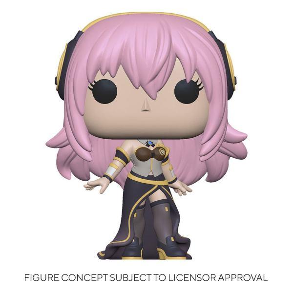 Vocaloid POP! Animation Figura - Mergurine Luka V4X 9 cm