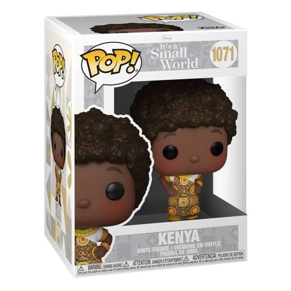Disney: Small World Funko POP! Figura - Kenya 9 cm