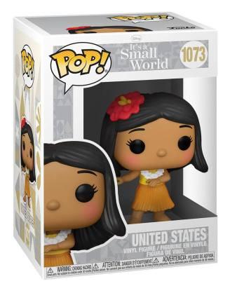 Disney: Small World Funko POP! Figura - US 9 cm