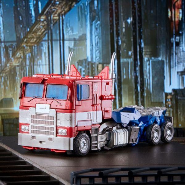 Transformers: Bumblebee Masterpiece Movie Series Action Figure MPM-12 Optimus Prime 28 cm