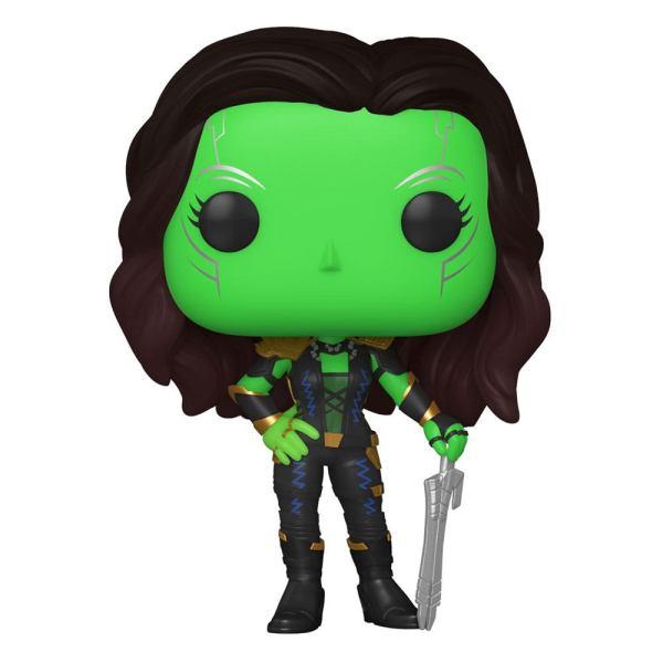 x_fk55814 What If...? Funko POP! Marvel Vinyl Figura - Gamora, Daughter of Thanos 9 cm