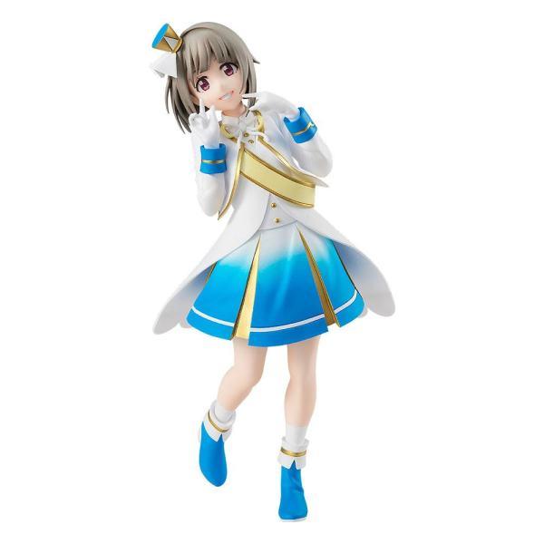 Love Live! Nijigasaki High School Idol Club Pop Up Parade PVC Szobor - Kasumi Nakasu 17 cm