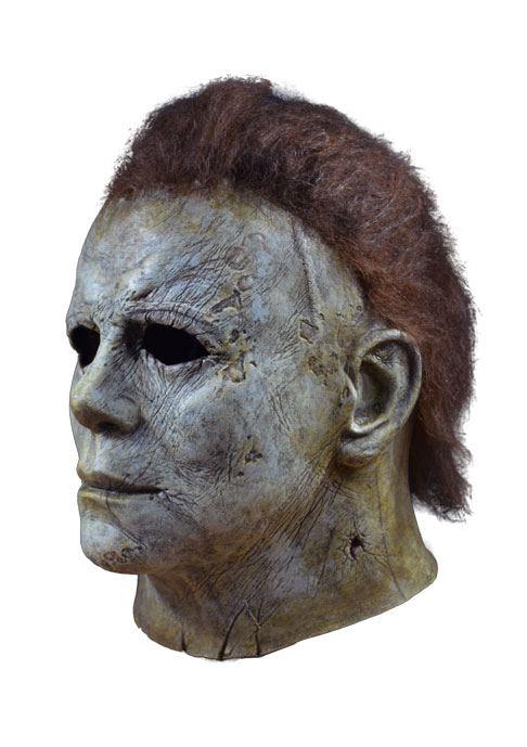 x_tot-ttus130 Halloween (2018) Latex Mask / Maszk Michael Myers