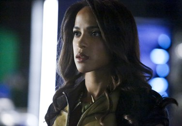 """Arrow -- """"Taken"""" -- Image AR415b_0043b.jpg -- Pictured: Megalyn E.K. as Vixen -- Photo: Bettina Strauss/ The CW -- © 2016 The CW Network, LLC. All Rights Reserved."""