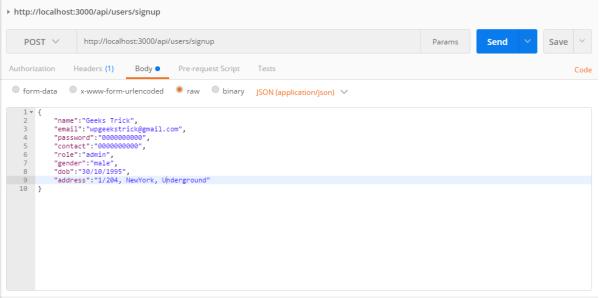 RESTfulAPI-node-Express_mysql-user-Register-details