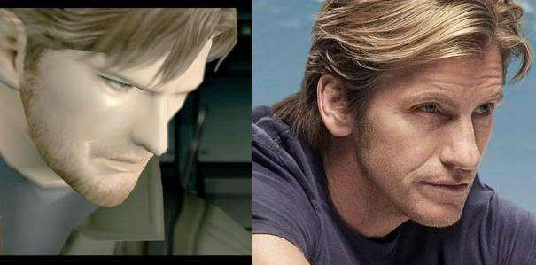 Celebrities That Look-a-like Game Characters