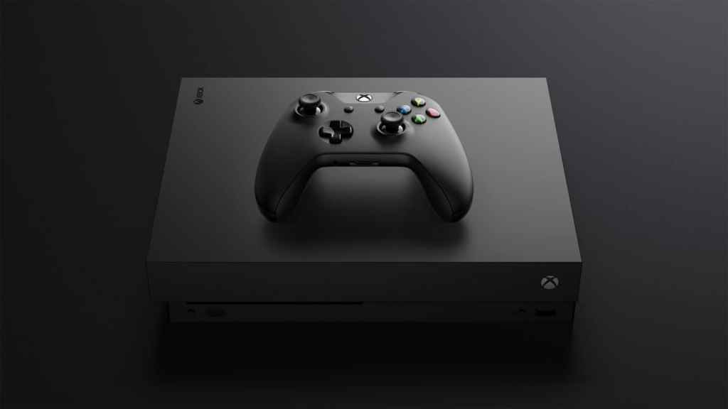 Microsoft's Xbox One X, Previously Dubbed As Project Scorpio