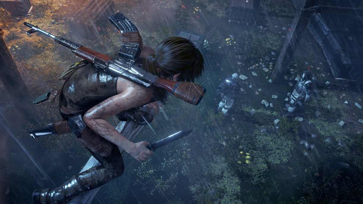 Xbox One X will Run Rise of the Tomb Raider at Full 4K with Improved Textures and Much More