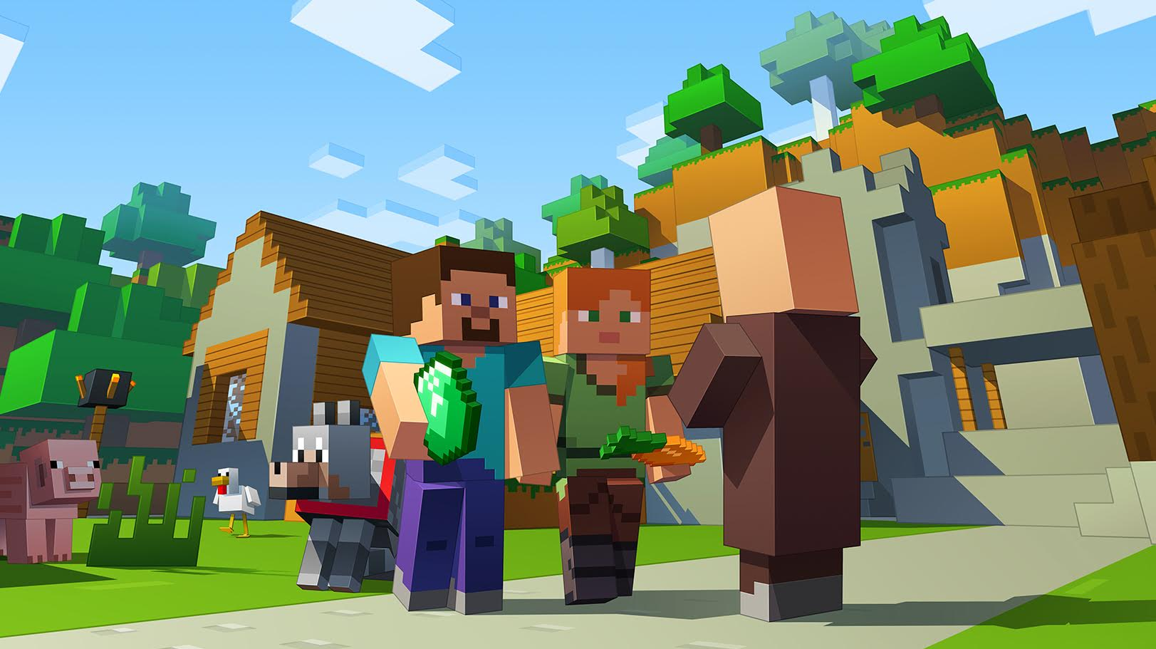 """Minecraft's New Update """"Better Together"""" Now Out on PC, Xbox One and Mobile; Enables Cross-Play"""
