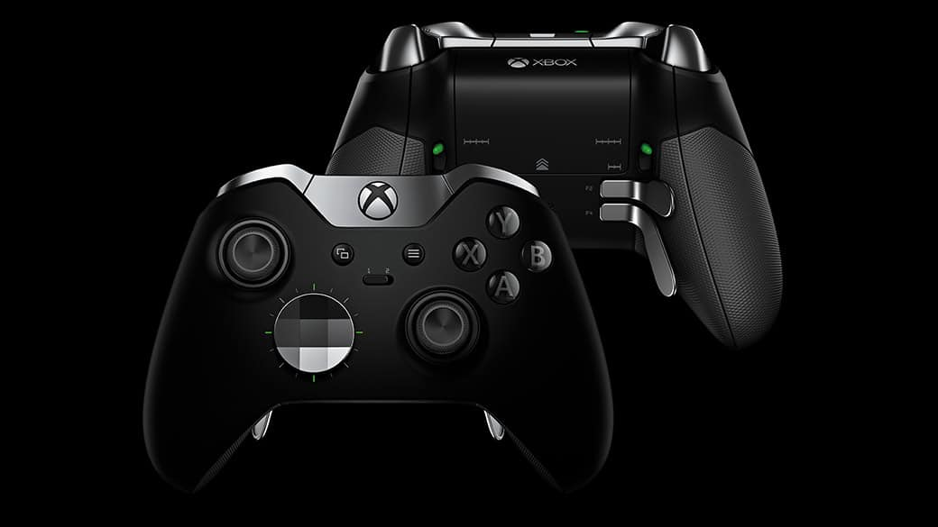 The Xbox One X Elite Controller