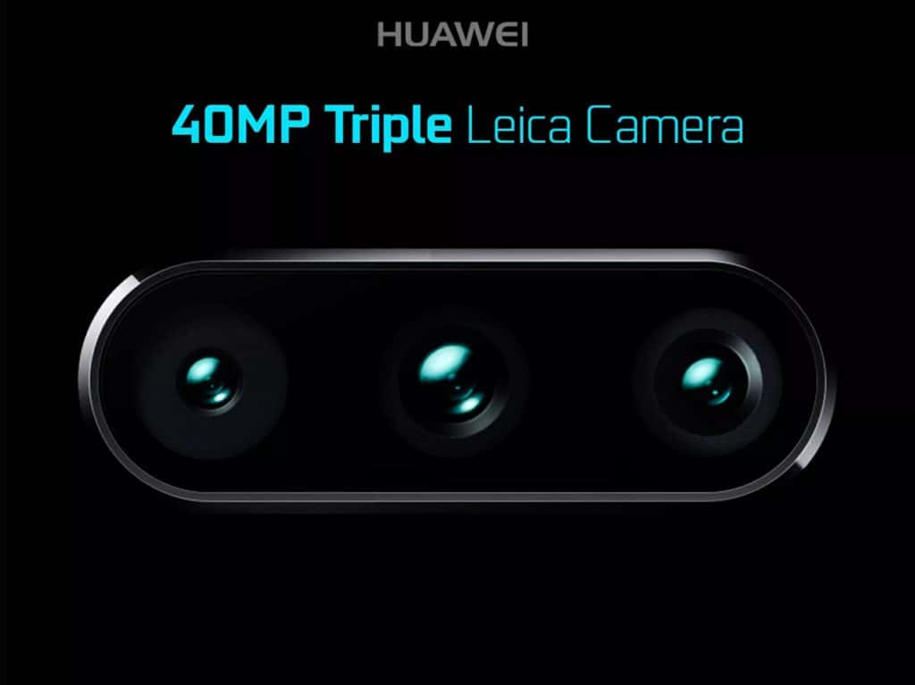 Huawei P11 Triple Camera Leak