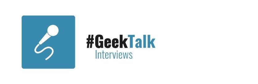 #GeekTalk Podcast Interview-Folgen Label
