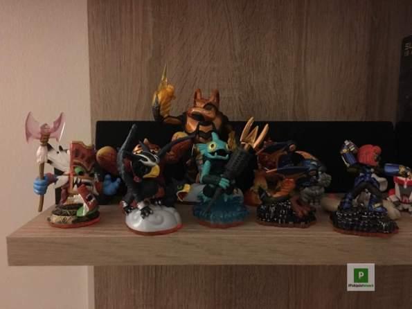 Amiibo Figuren von Jan
