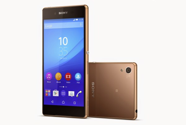 Sony Xperia Z3 Plus officially announced: 5.2-inch 1080p ...