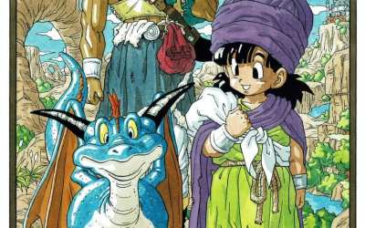 Dragon Quest V: (Part One) Childhood