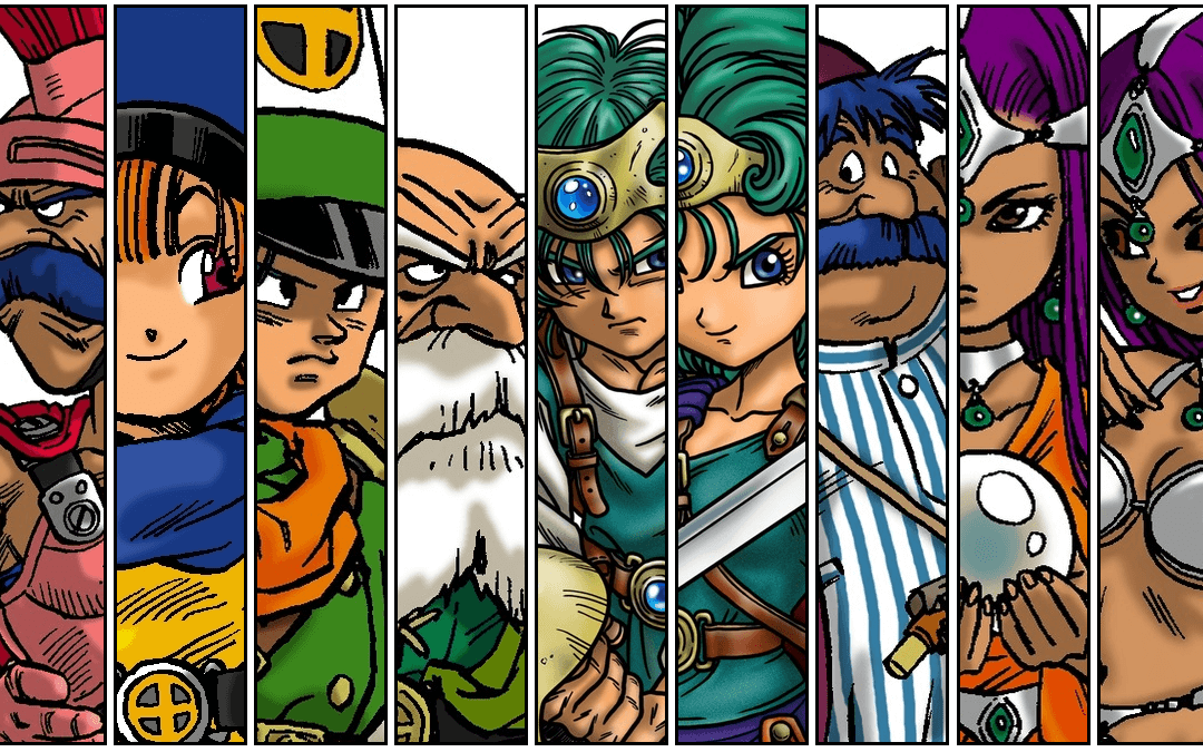 Dragon Quest IV (Ch.5): The Chosen