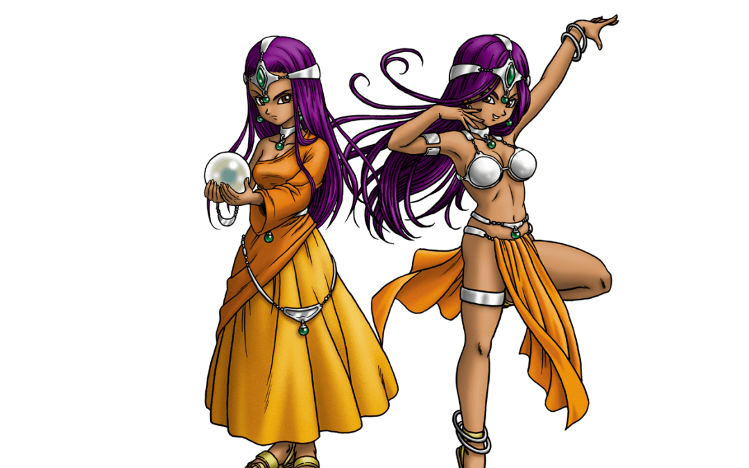 Dragon Quest IV (Ch.4): Meena and Maya and the Mahabala Mystery!